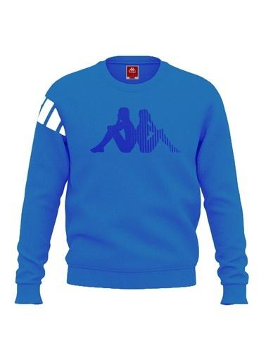 Kappa Sweatshirt Mavi